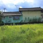 新潟市秋葉区田家の土地の写真