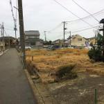 新潟市西区小針南の土地の写真