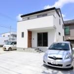 三条市下坂井の新築住宅の写真