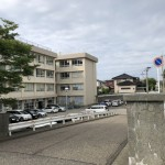 新潟市西区真砂の土地の近隣写真