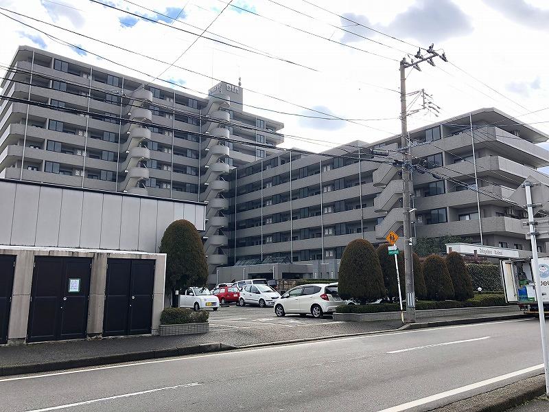 新潟市西区小針の中古マンションの写真