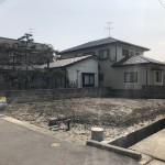 新発田市大手町の土地の写真
