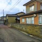 新潟市南区白根日の出町の土地の写真