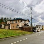 長岡市関原町の土地の写真