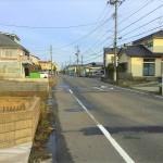 新潟市西区坂井の土地の写真