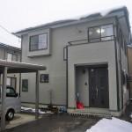 長岡市天神町の中古住宅の写真(現地)