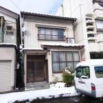 加茂市駅前の中古住宅の写真