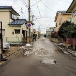 新潟市東区太平の土地の写真