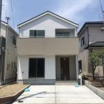新潟市西区山田の新築住宅【2号棟】の写真