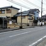 新潟市東区白銀の土地の写真