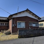 新潟市江南区砂岡の土地の写真