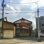 長岡市中沢の土地の写真(現地)