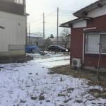 新潟市秋葉区小須戸の土地の写真
