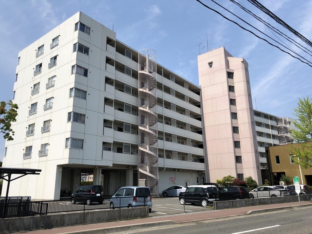 新潟市東区東明マンションの写真