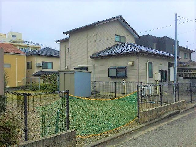 新潟市中央区関屋松波町の土地の写真