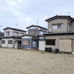 新潟市北区松浜新町の土地の写真