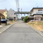 新潟市東区紫竹の【土地・分譲地】不動産情報の写真