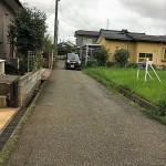新発田市西園町の土地・分譲地の写真