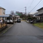 新潟市北区太夫浜新町の土地の写真