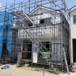 新潟市北区つくし野の新築住宅の写真