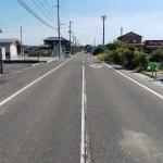燕市東太田の土地の写真