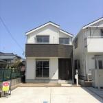 新潟市中央区有明大橋の新築住宅の写真