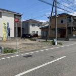 新潟市北区松浜東町の新築住宅の写真