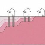 新潟市北区つくし野の新築住宅の参考画像※地盤調査から生まれる、沈まない家