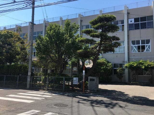 新潟市西区善久の土地・分譲地の近隣写真