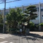新潟市西区鳥原の新築住宅の近隣写真