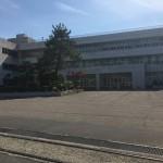 新潟市江南区早通の新築住宅の近隣写真