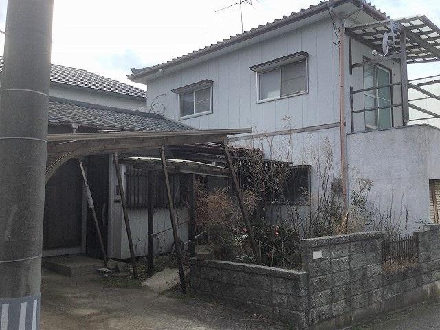 新潟市西区寺尾西の土地の写真