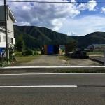 魚沼市大沢の土地の写真(現地)