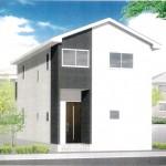 新潟市西区小針南の【中古住宅】不動産情報のパース