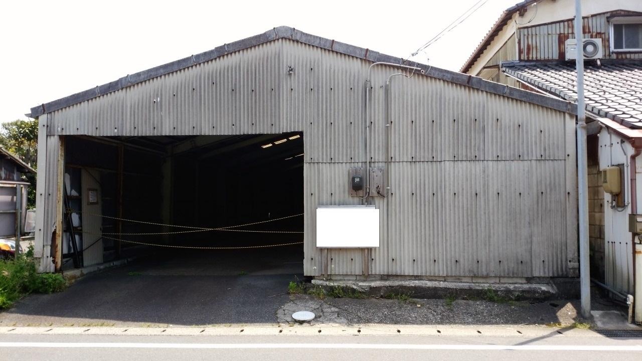 新潟市北区松浜本町の土地の写真