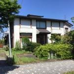 新潟市北区朝日町の中古住宅の写真