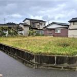 新潟市北区松浜新町の【土地】不動産情報の写真