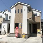 新潟市東区東明1丁目の新築住宅の写真