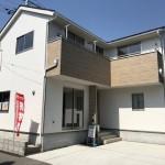 新潟市東区山木戸5丁目の新築住宅の写真
