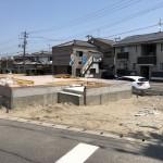 新潟市東区物見山の新築住宅の写真