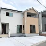 新潟市東区物見山の新築住宅《2号棟》の写真