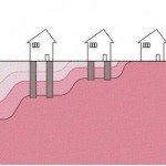新発田市御幸町の新築住宅の参考画像※地盤調査から生まれる、沈まない家