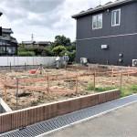 新発田市御幸町の新築住宅の写真