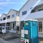 新潟市中央区小張木の新築住宅の写真