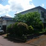 長岡市中沢の土地の写真