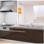 新発田市御幸町の新築住宅のキッチン完成予想図※実際の施工とは多少異なる場合があります。