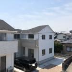 新潟市東区紫竹の【新築住宅】不動産情報の写真