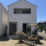 新潟市西区鳥原の新築住宅の写真