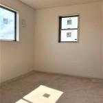 新潟市中央区小張木の新築住宅の1号棟写真