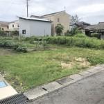 新発田市西園町1丁目の土地の写真